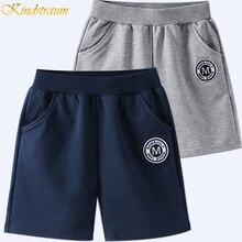 Шорты для мальчиков, горячая Распродажа, однотонные детские короткие штанишки для мальчиков, детские штаны для маленьких мальчиков, летние пляжные свободные шорты для мальчиков DC110