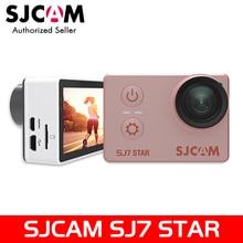 Original Package SJCAM SJ7 Star 4K 30fps Ultra HD Action Camera Ambarella A12S75 2 0 Touch