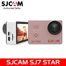 Original Package SJCAM SJ7 Star 4K 30fps Ultra HD Action Camera Ambarella A12S75 2.0″ Touch Screen Waterproof Remote Sport DV