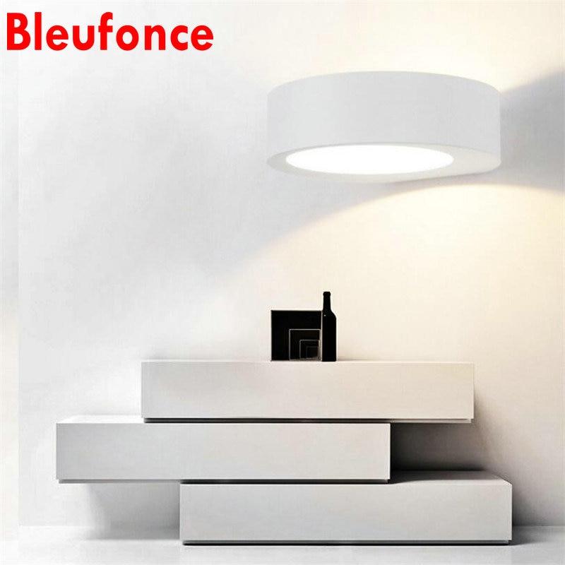 ФОТО Creative LED Wall Lamp 5W Wall Sconce Indoor Lighting Foyer Corridor  Lighting Lamp AC85-265V LED Wall Lights nb46