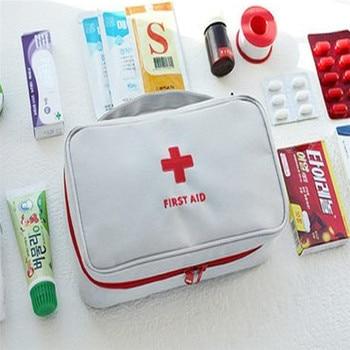 Τσαντάκι Έκτακτης Ανάγκης Επιβίωσης Πρώτων Βοηθειών Υπαίθριας Διάσωσης Ασφάλεια Χόμπι MSOW