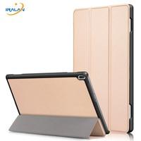 4 In 1 Folio Stand Leather Case For Lenovo TAB4 10 TB X304F TB X304N Flip