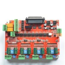 цена на CNC Engraving machine control board actuator 4 axis stepper motor driver LV8727