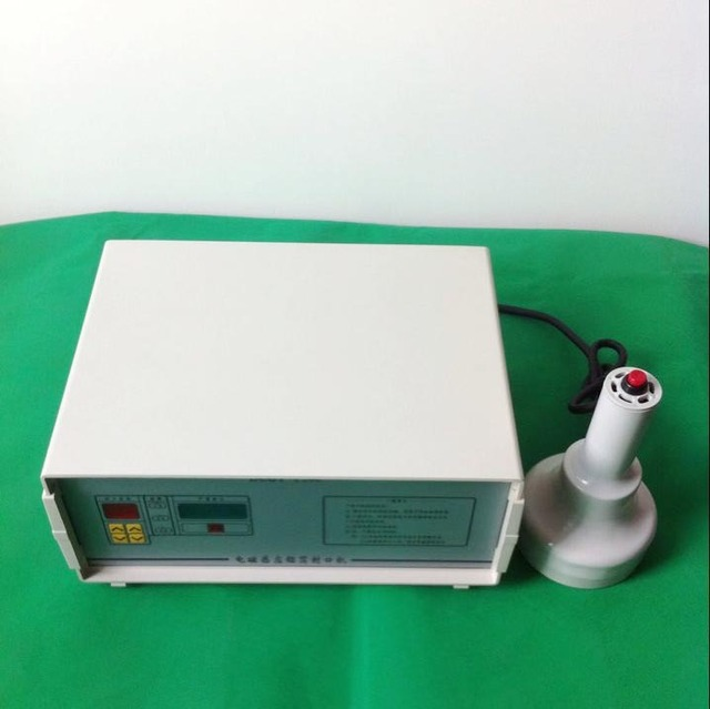 Free shipping(EMS) Small induction Sealing machine (220V), manual induction sealing machine(20-100MM)