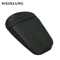Motorcycle Rear Passenger Seat Cover Motorcross Cowl Seat Backrest Cushion Pad ATV Dit Bike 2003 2005