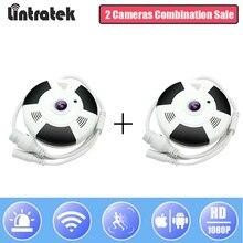hot deal buy lintratek wireless panoramic ip camera wifi surveillance hd 1080p fisheye security camera mini wi-fi cctv home camara ipcam