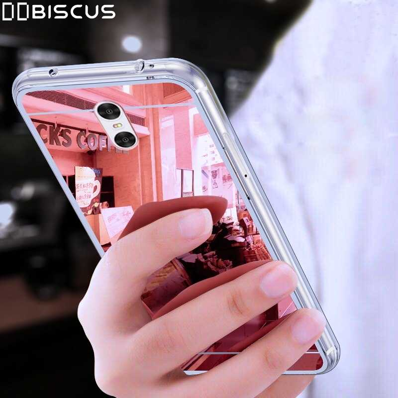 Luxury Mirror Silicone Case For XiaoMi Mi 9 6 8 A2 Lite 5X 6X A1 Mix 2S Max 2 3 RedMi 7 S2 6A Note 4 4X 7 5 6 Pro 5A Prime Cover