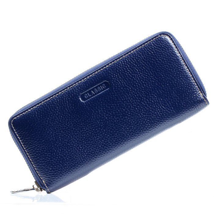 6 Colors Real Genuine Leather Women Wallet Carteira Carteras Mujer Long Wallets Female Lady Coin Card Purses Portefeuille Femme 2016 sale special offer carteira feminina carteras mujer mens wallet men driving license genuine leather wallets purse clutch