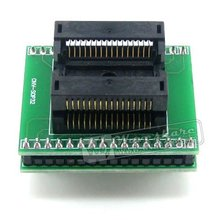 SO32 SOIC32 SOP32 TO DIP32 (A) 652D032221X Wells IC Programming Adapter Test Burn-in