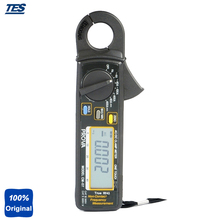 Discount! CM-07 High Resolution DC 10mA, AC 1mA True RMS DC/AC Clamp Meter