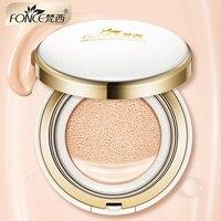 Korean cosmetics Air Cushion BB Cream Concealer Natural Snail Moisturizing Foundation Whitening Makeup Bare For Face Beauty BB & CC Creams