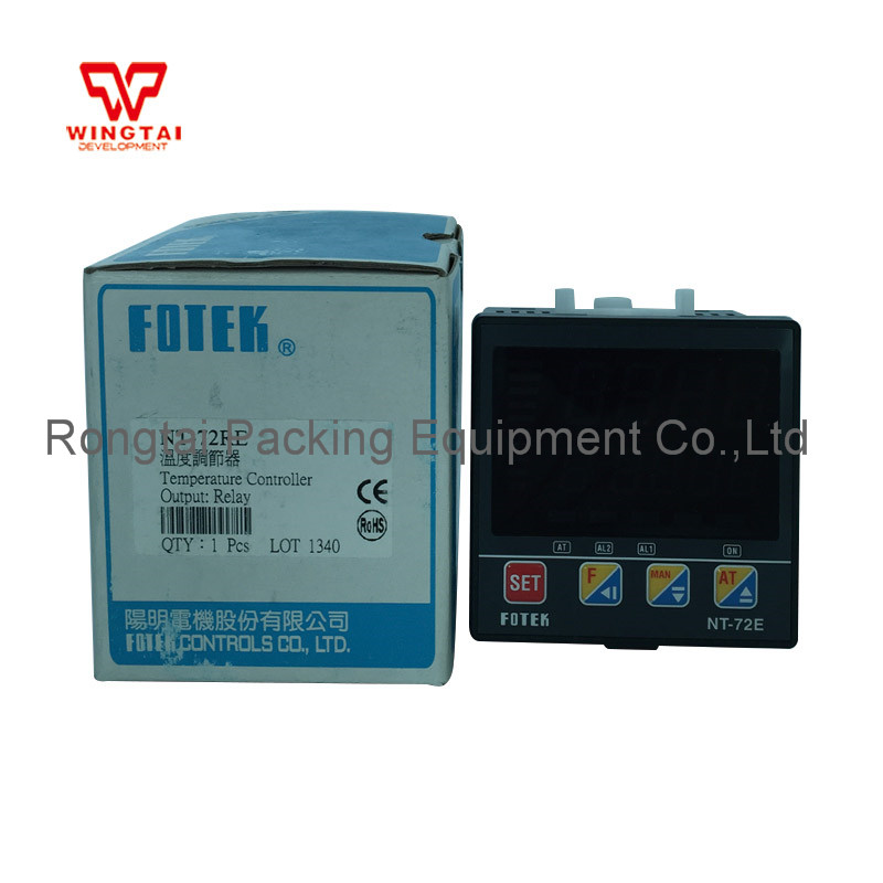 Fotek Temperature Controller NT-72RE instead of MT-72-RE