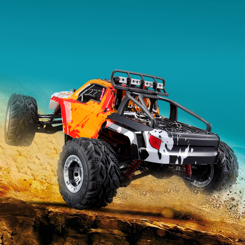 RC Car 1/12 Remote control off-road vehicle 4WD high speed climbing charging remote control drift toy car RC kids birthday gift
