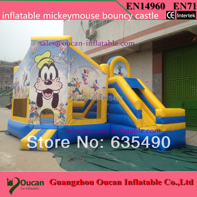 new products commercial inflatable bouncers, inflatable bounce house with blower and free shipping 6 4 4m bounce house combo pool and slide used commercial bounce houses for sale
