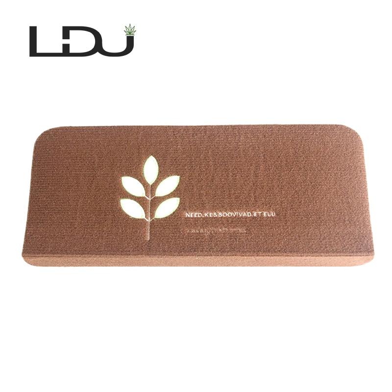 Pentalobe Home Luminous Self-adhesive Non-slip Stair Carpet Mat Floor Staircase Carpets Protector Mats Safety for Kids