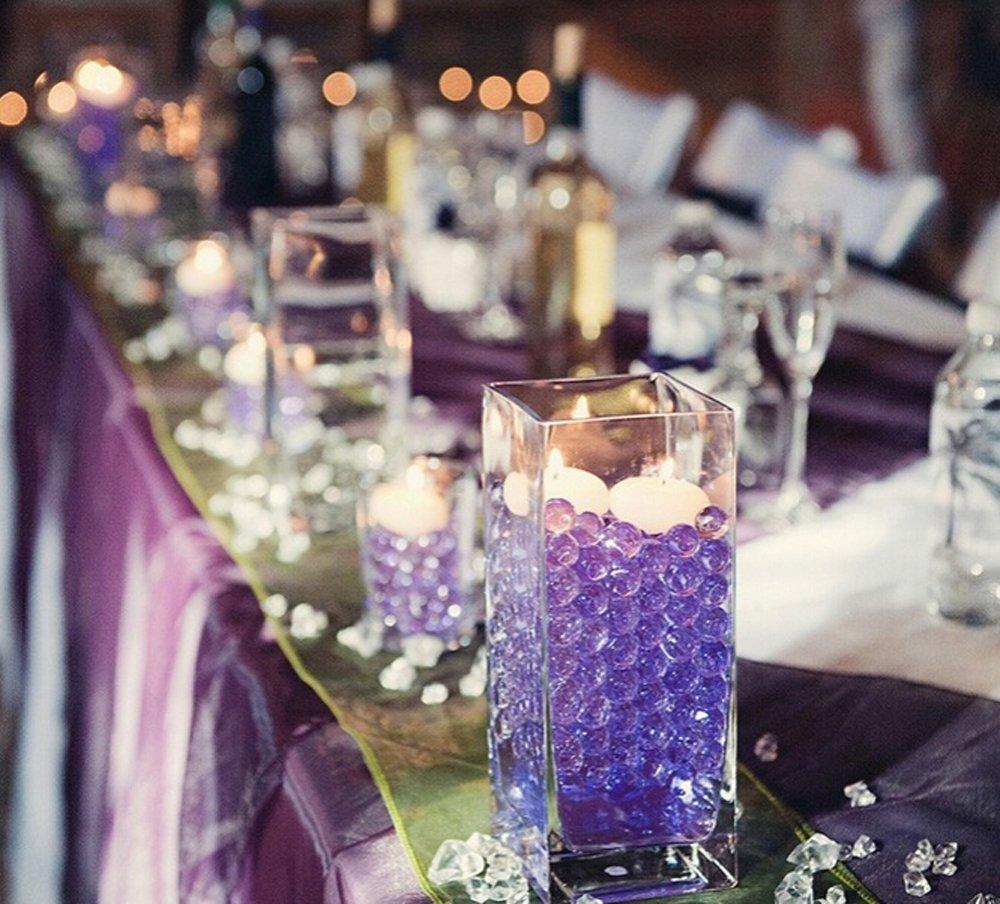 Aliexpress Buy 500pcs Water Beads Balls Plants Flower Vases