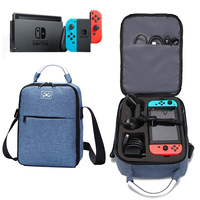 New Portable NS Travel Handbag for Nintend Switch High Quality Oxford Cloth EVA Carrying Bag for Nintendo Switch Accessories