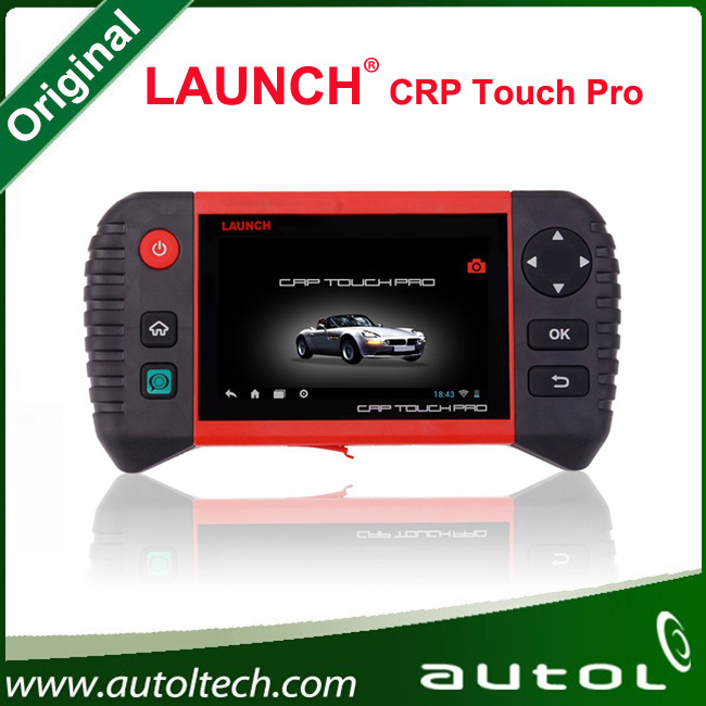 Original Launch CRP Touch Pro 5 Android Full Diagnostic System EPB DPF font b TPMS b