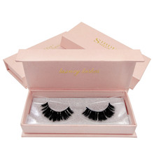 SHIDISHANGPIN 1 pair thick false eyelashes 3dmink  free maquiagem cilios eyelash extension