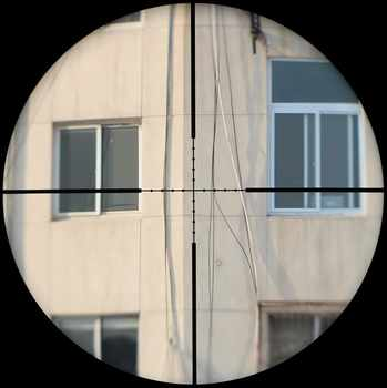 Tactical DIANA 4-16X42 AO Riflescope Mil Dot Reticle Optical Sight Hunting Rifle Scope
