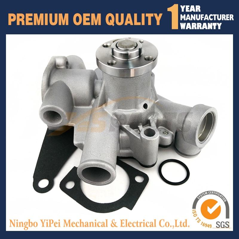 Water Pump 119660 42004 for Yanmar Engine Parts 3TNA72 3TNA72L 3TNE74