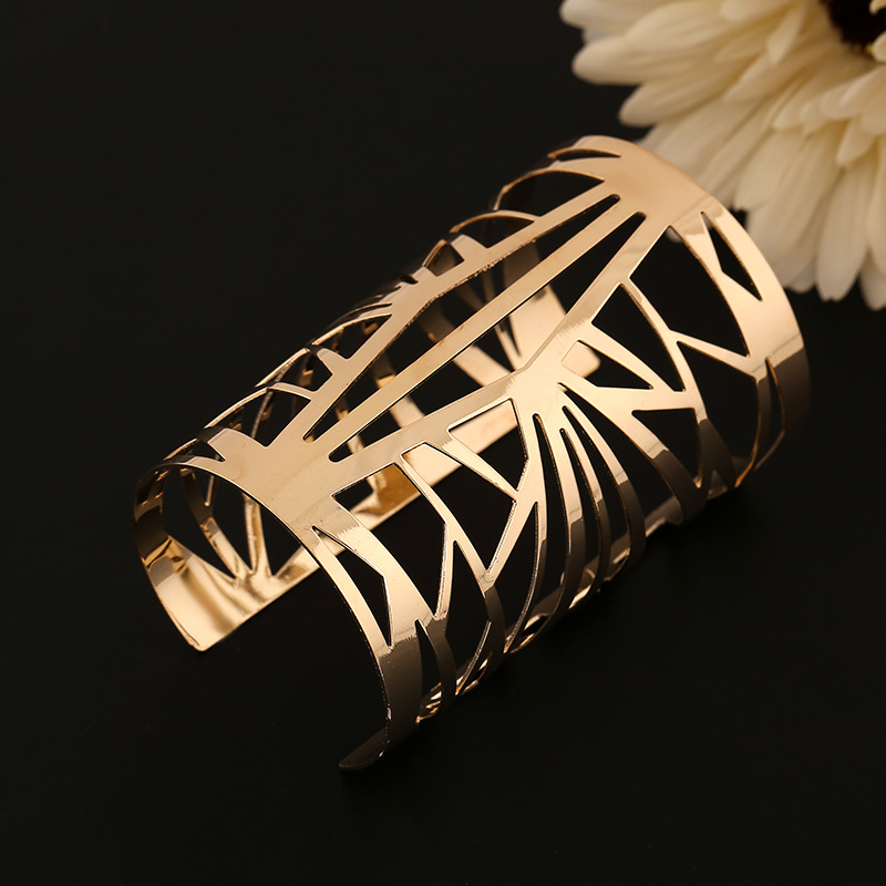 wide cuff bracelets for women gold color bangle carter love bracelet jonc minimalist hair tie bracelet femme pulseras