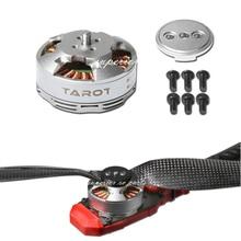 Tarô Brushless Do Motor Do Disco Disco 4108 380KV 6 s Para RC Multicopter Zangão-TL68P07