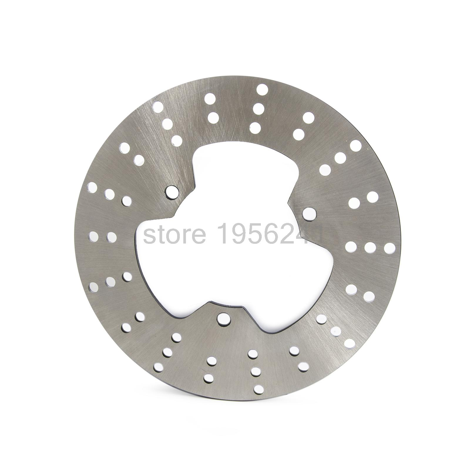 ФОТО Motorcycle Rear  Rotor Brake Disc For Yamaha TZR125 TZR150 TZR250 TDR125 TDR250 FZR250R TZ250 FX250 SDR200 NEW