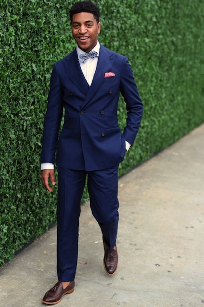 Double Breasted Mens Suits Out Of Style - Hardon Clothes