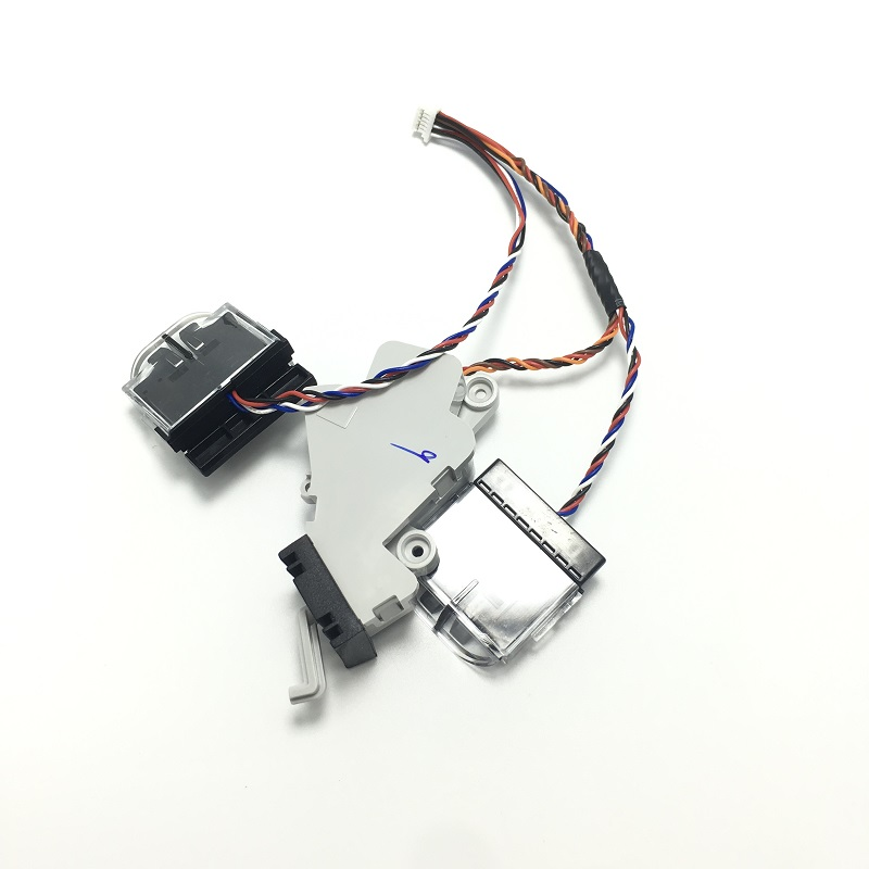 Image 4 - New Cliff Sensor Front Impact Component  for Xiaomi Vacuum Cleaner Roborock S50 S51 S53 S55 Assembly Spare Parts-in Vacuum Cleaner Parts from Home Appliances