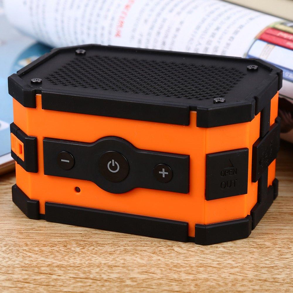 Mpow MBS5 Armor Bluetooth Speaker Passive Loudspeakers Portable Waterproof Outdoor MP3 Speakers font b Power b