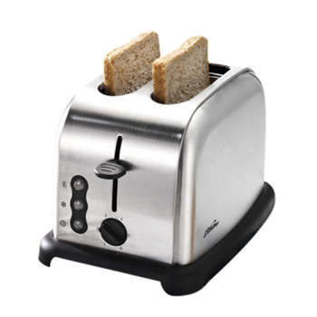 220V Toaster Automatic Baking Bread Maker Breakfast Machine of Bread 6 Levels of Tanning Removable Crumb Tray 1
