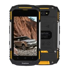 "GuoPhone V8 + V88 4,0 ""telefon MTK6580 Quad Core Android 5.1 3G WCDMA GPS 1 GB RAM 8 GB ROM 3200 mAh Wasserdicht Stoßfest SmartPhone"
