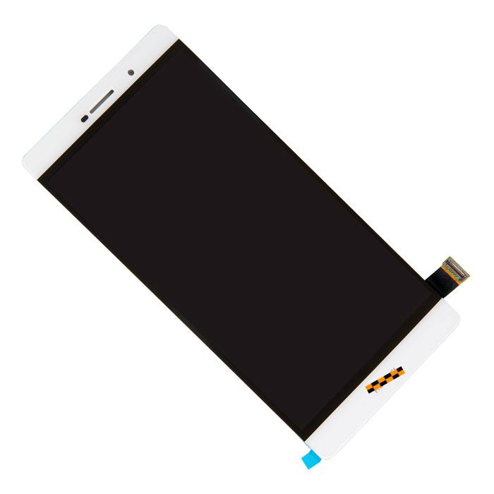 ФОТО display assembly with touchscreen for Huawei for P8 MAX white