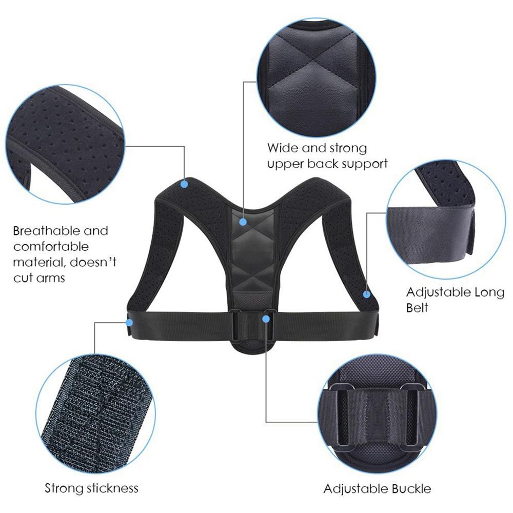 Adjustable Posture Corrector