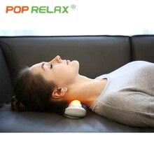 POP RELAX health care 5 balls jade roller massager body roll