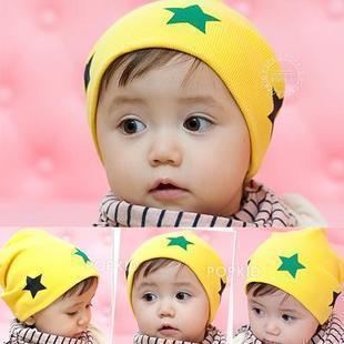 d2bd7dd372b Kids Infant Boy Girl Baby Hats Caps Baby Beanies Cotton Bonnet Children  Accessories Baby Winter Hats