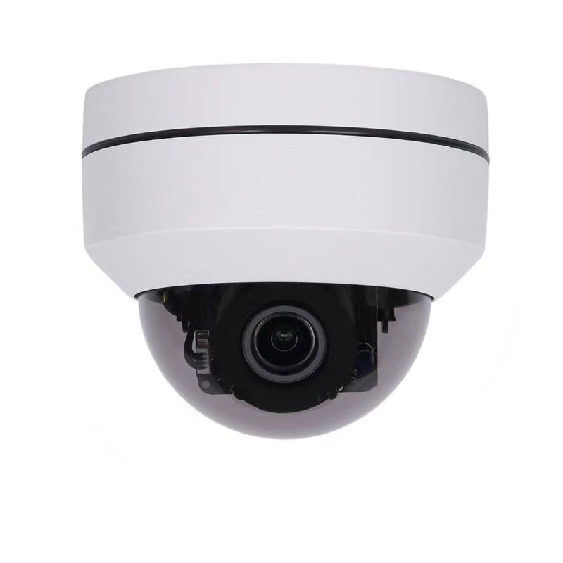 PTZ Speed Dome Camera IP HD Onvif 5X Optical Zoom P2P H.264 IR Night 30m Vision Waterproof 5MP Outdoor Dome POE PTZ IP Camera tenvis iprobot3 h 264 1mp wireless surveillance ip camera w 10 ir led 5x zoom tf white