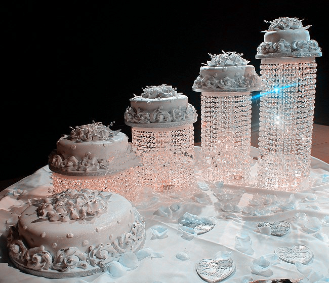 Crystal Wedding Cake Stand Amazing Centerpieces Several To Be A Nice Combination In Decorating Supplies From Home Garden On Aliexpress