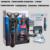 Mens barbeador elétrico 2016 novo homem máquina de barbear barbeadores barbeador elétrico para homens recarregável à prova d' água para a philips li-1296x