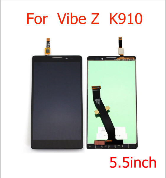 STARDE Replacement LCD For Lenovo VIBE Z K910 LCD Display Touch Screen Digitizer Assembly 5.5STARDE Replacement LCD For Lenovo VIBE Z K910 LCD Display Touch Screen Digitizer Assembly 5.5