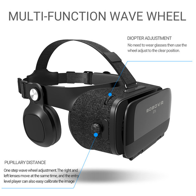 6d8688f4204 Online Shop Bobovr Z5 Bobo VR Gerceklik Virtual Reality Glasses 3d ...