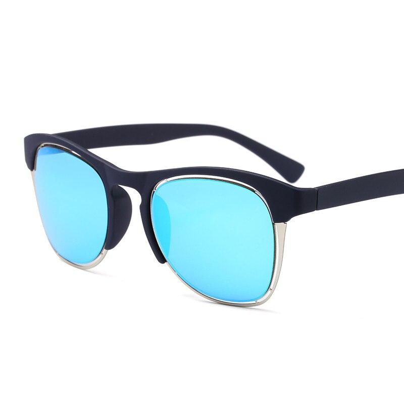 2018 Hot Sale Fashion pilot cateye Metal street shot retro Men women Sunglasses Vintage Brand star Designer uv400 PC-090