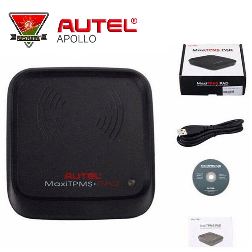 Prix pour 2017 Date Autel MaxiTPMS PAD TPMS Capteur Programmation Accessoire Dispositif et Autel MX-Capteur 433 MHz/315 MHZ universel Programmable