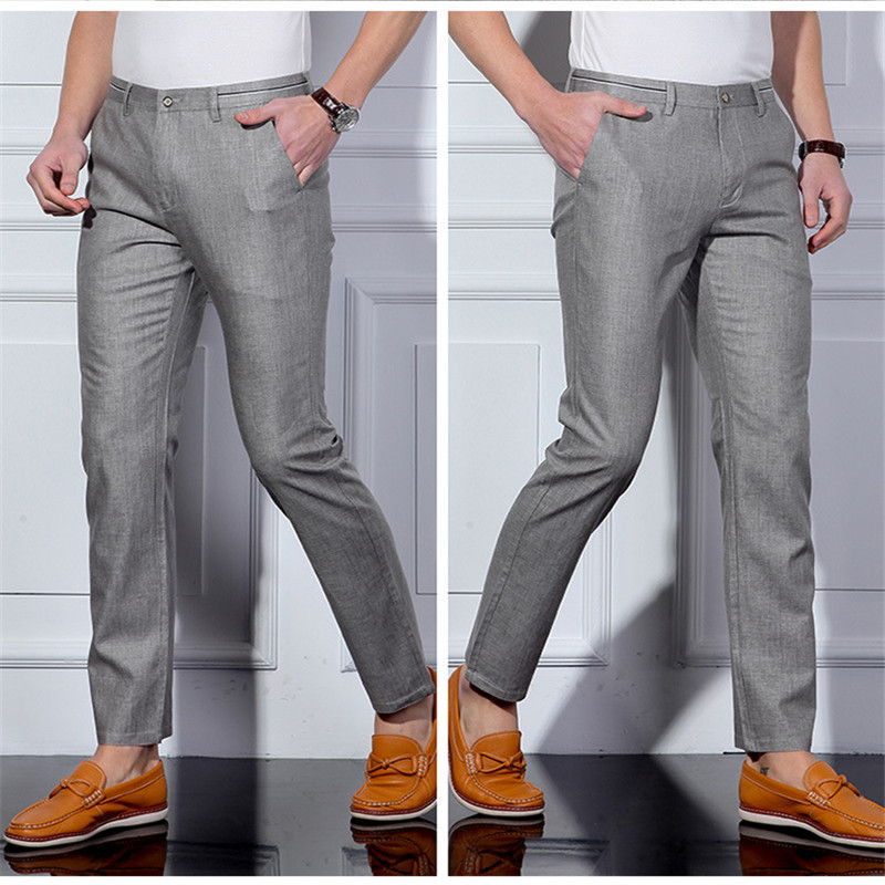 Online Get Cheap Fitted Linen Pants -Aliexpress.com | Alibaba Group