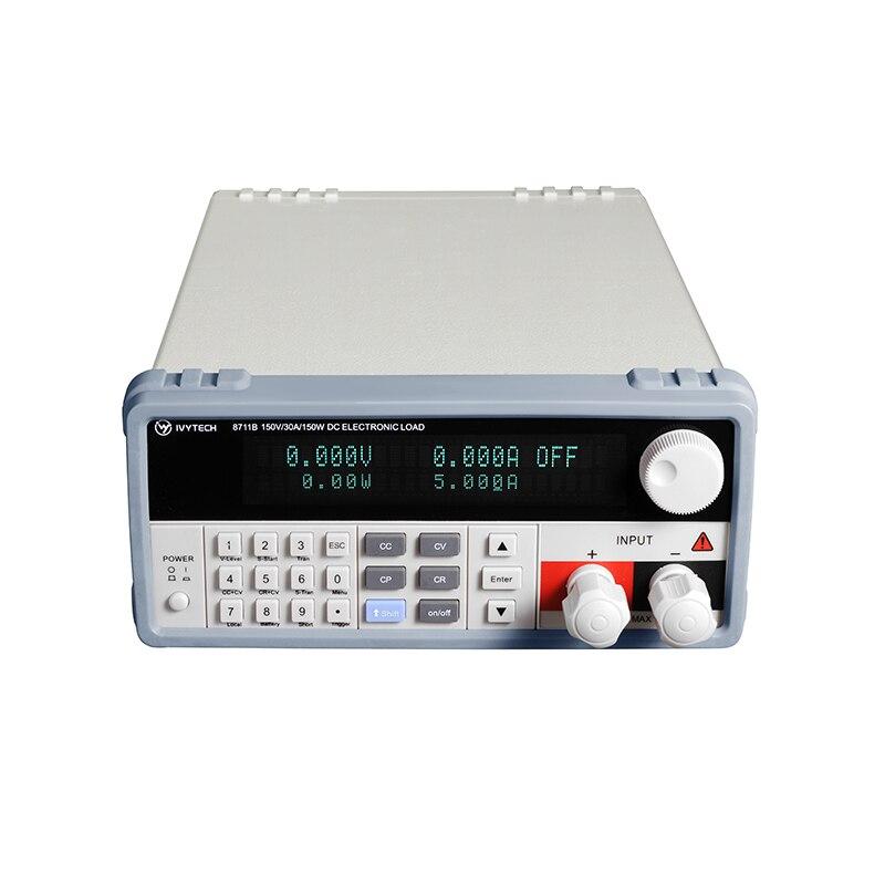 IV8712 DC charge électronique pour lignes de Production commutation de batterie et Protection de polarité de Test d'alimentation linéaire