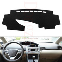 Fit For Toyota EZ 2011 2015 Car Dashboard Cover Avoid Light Pad Instrument Platform Dash Board