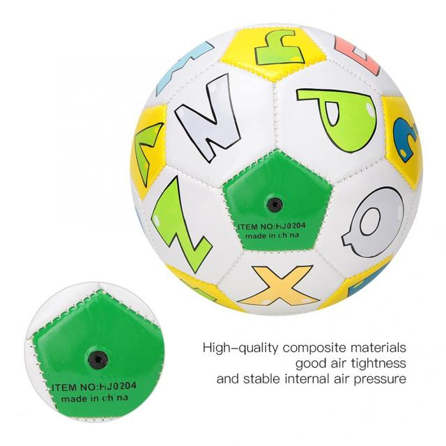 Children Outdoor Play Training Size #2 #5 Soccer Ball Kid Sport Match Football Teenager Soccer Football Accessories