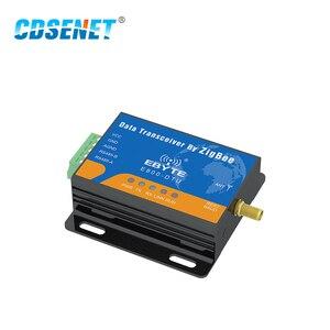 Image 3 - CC2530 Module Zigbee RS485 2.4GHz 500mW maille réseau CDSENET E800 DTU (Z2530 485 27) réseau Ad Hoc 2.4GHz Zigbee rf émetteur récepteur