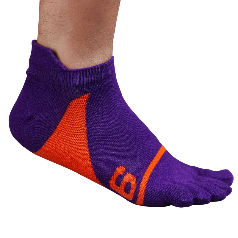 3 Pairs New Mens Socks Cotton Funny Five Finger Socks Casual Toe Socks Breathable Practical Cotton Calcetines Ankle Sock Meias